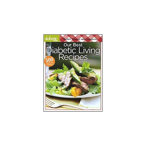 Our Best Diabetic Living Recipes (Paperback)