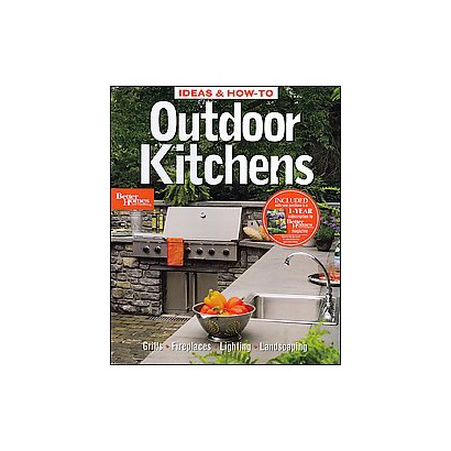 Outdoor Kitchens (Paperback)