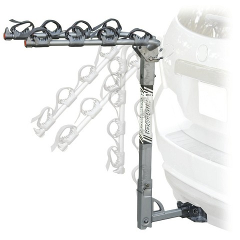 Bell 4 Bike Folding Hitch Rack