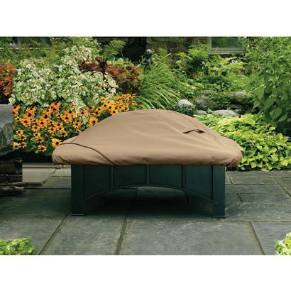 THRESHOLD™ FIRE PIT COVER - SQUARE