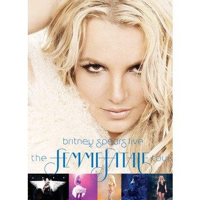 Britney Spears Live Deluxe DVD with bonus 10-track CD - Only at Target