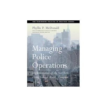 Managing Police Operations (Paperback)