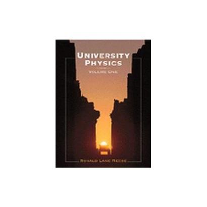 University Physics With Infotrac (1) (Hardcover)