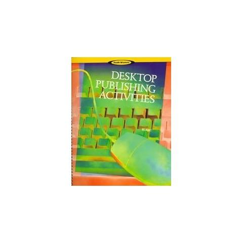 Desktop Publishing Activities (Paperback)