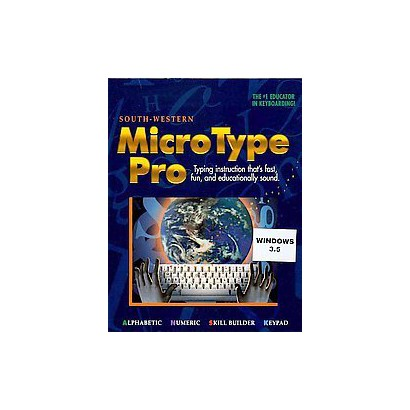Microtype Pro for Windows (CD-ROM)