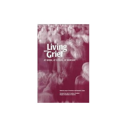 Living With Grief (Paperback)