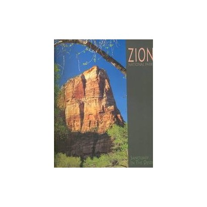 Zion National Park (Paperback)