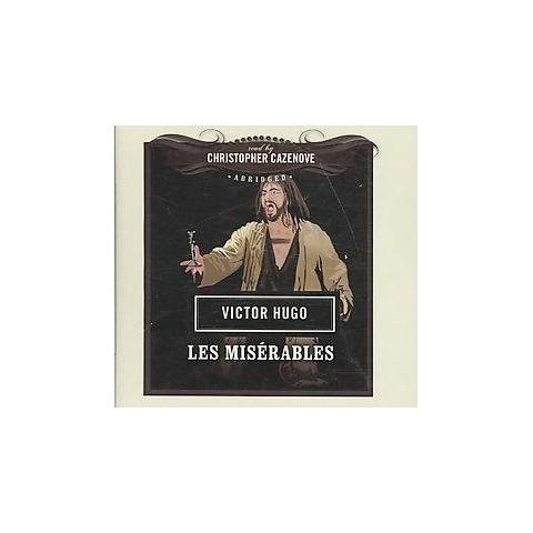 Les Miserables (Abridged) (Compact Disc)