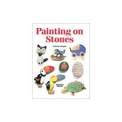 Painting on Stones (Paperback)