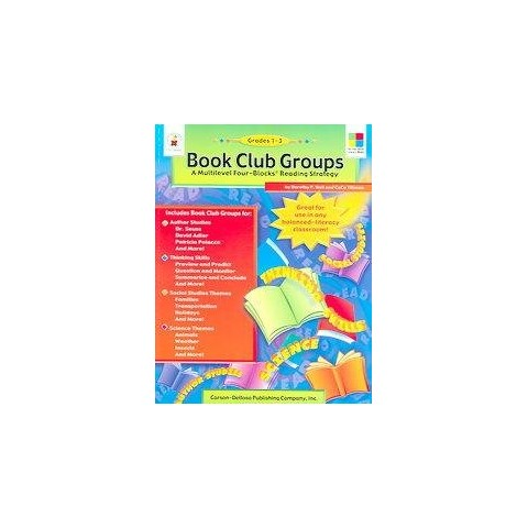 Book Club Groups (Paperback)