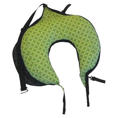 Boppy Travel Nursing Pillow - Green
