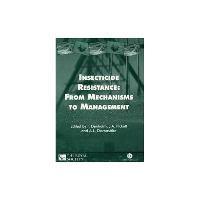 Insecticide Resistance (Hardcover)