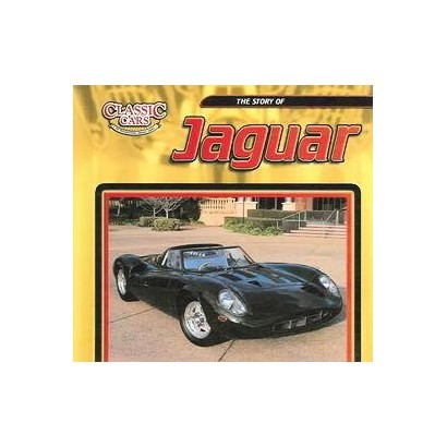 The Story Of Jaguar (Hardcover)