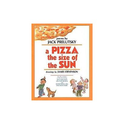A Pizza the Size of the Sun (Hardcover)