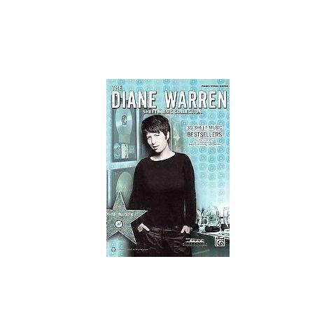 The Diane Warren Sheet Music Collection (Paperback)