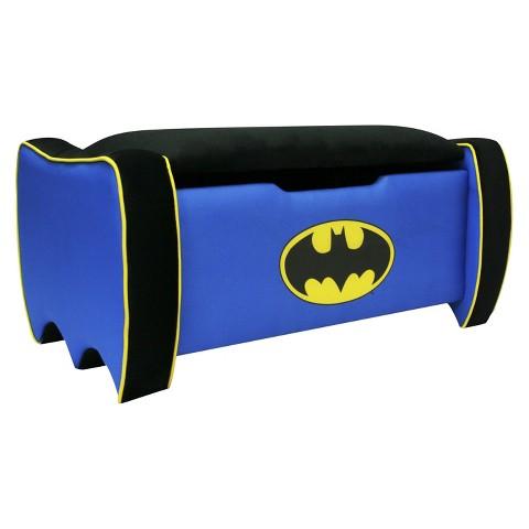 Magical Harmony Kids Toy Box - Batman