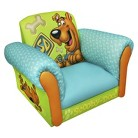 Magical Harmony Kids Deluxe Rocker Chair - Scooby Doo