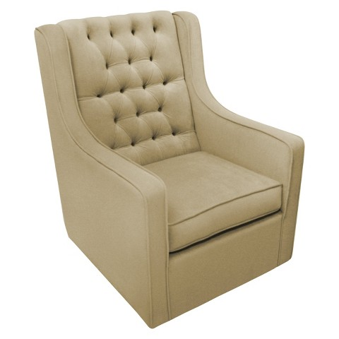 Komfy Kings Rio Swivel Glider Tar