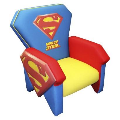 Magical Harmony Kids Icon Chair - Superman