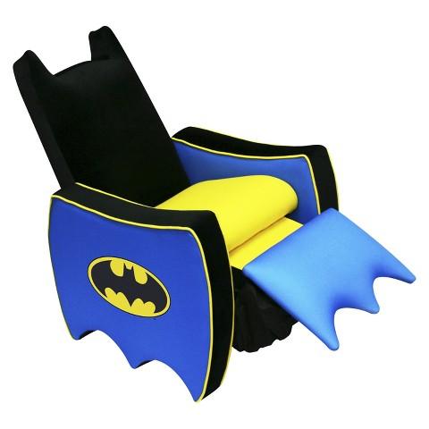 Magical Harmony Kids Icon Recliner - Batman