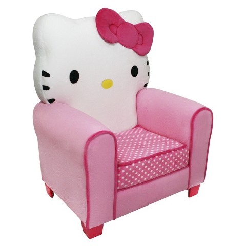 Magical Harmony Kids Icon Chair - Hello Kitty