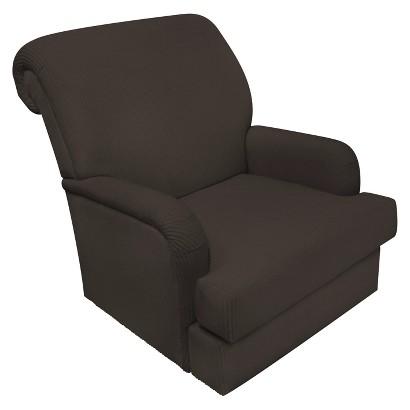 Rockabye Glider Co. Chenille Chic Glider Chair