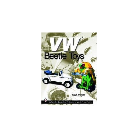 Vw Beetle Toys (Paperback)