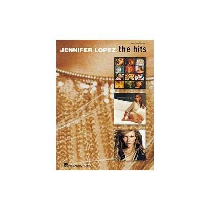 Jennifer Lopez - The Hits (Paperback)