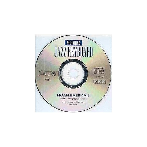 Beginning Jazz Keyboard (Compact Disc)