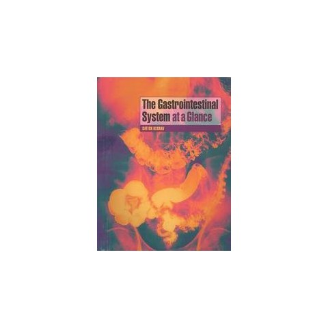 The Gastrointestinal System at a Glance (Paperback)