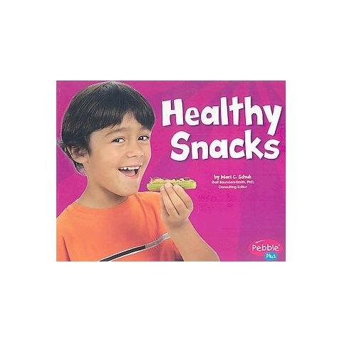 Healthy Snacks (Paperback)