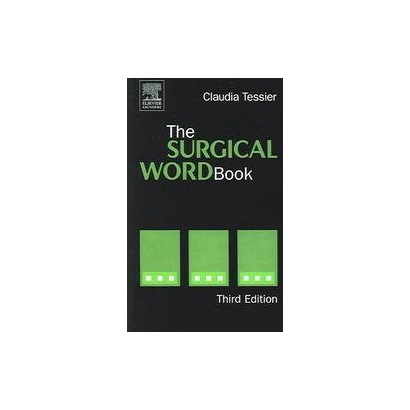 Surgical Word Book (Paperback)