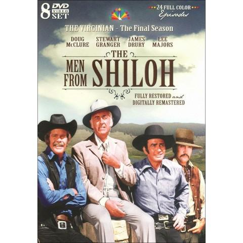 The Virginian: The Final Season - The Men from Shiloh (8 Discs) (Tin Case) (R)