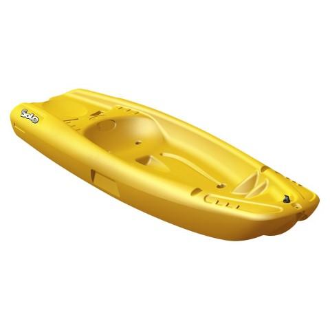 Pelican Solo Kayak 6' - Yellow