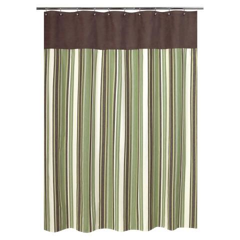 Sweet Jojo Designs Ethan Shower Curtain Target