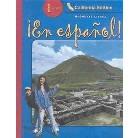 En Espanol 1 (Hardcover)