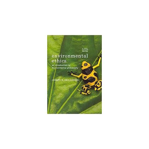 Environmental Ethics (Paperback)