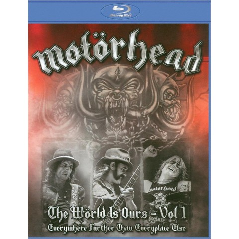 Motorhead: The World is Ours, Vol. 1 [Blu-ray]