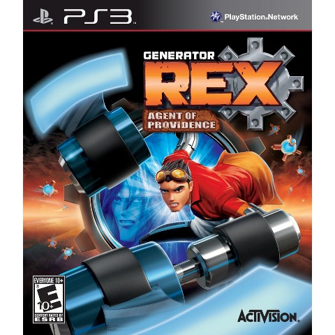Generator Rex: Agent of Providence (PlayStation 3)