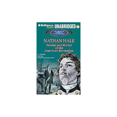 Nathan Hale (Unabridged) (Compact Disc)