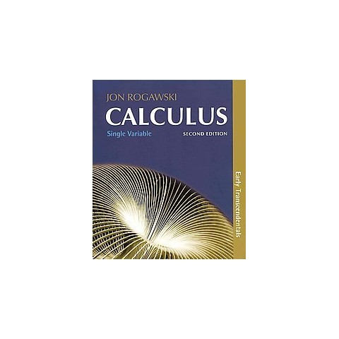 Single Variable Calculus (Paperback)