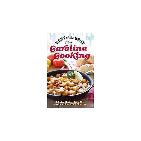 Best of the Best from Carolina Cooking (Spiral)