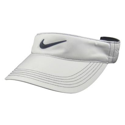 Nike Men's Adjustable Visor - White