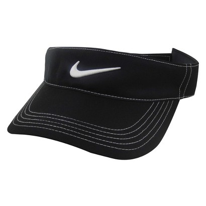 Nike Men's Adjustable Visor - Black