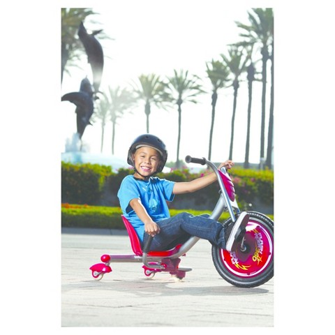 Razor Flash Rider 360 Trike - Red