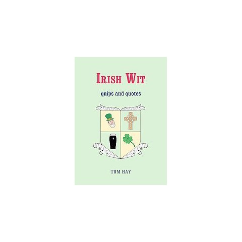 Irish Wit (Hardcover)