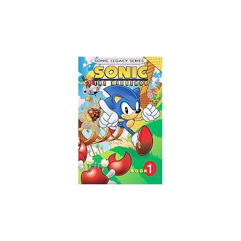 Sonic Legacy 1 (Paperback)