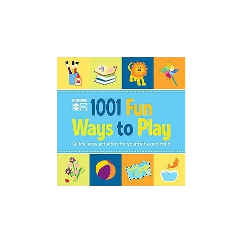 1001 Fun Ways to Play (Paperback)