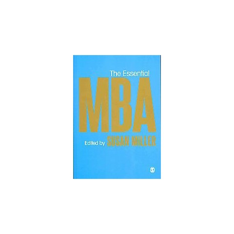 The Essential MBA (Paperback)
