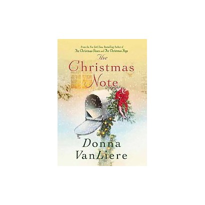 The Christmas Note (Large Print) (Hardcover)